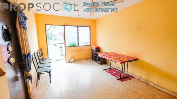 Apartment For Sale in PKNS Apartment, Kelana Jaya Freehold Unfurnished 2R/1B 175k