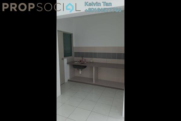 Apartment For Sale in Taman Bukit Erskine, Tanjung Tokong Freehold Unfurnished 3R/2B 279k