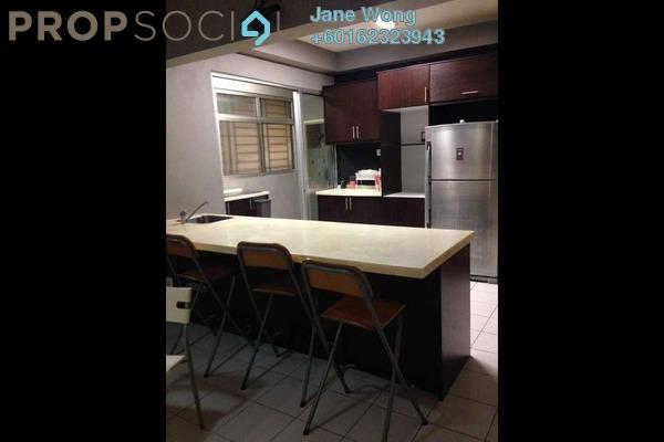 Condominium For Sale in D'Puncak Nusa, Bandar Seri Putra Freehold Fully Furnished 4R/3B 580k