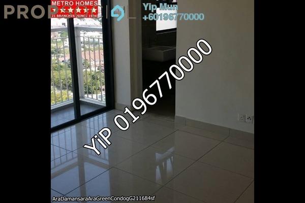 Apartment For Sale in Maisson, Ara Damansara Freehold Semi Furnished 3R/2B 1.15m