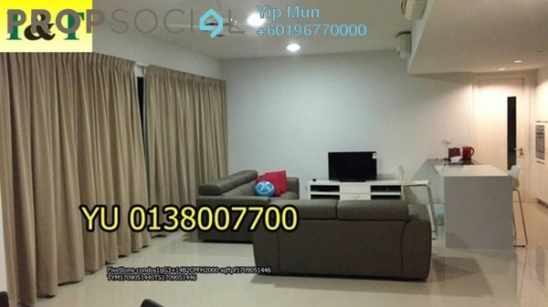 Condominium For Sale in Five Stones, Petaling Jaya Freehold Semi Furnished 4R/3B 1.58m