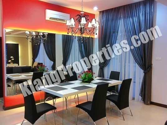 Semi-Detached For Sale in Glenmarie Cove, Port Klang Freehold Fully Furnished 5R/4B 1.25m