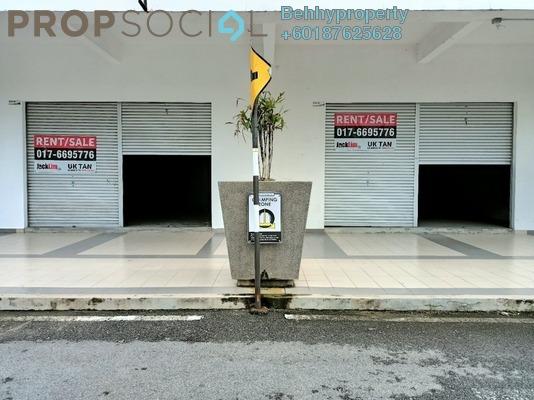 Shop For Rent in BSP Skypark, Bandar Saujana Putra Freehold Unfurnished 0R/2B 1.8k