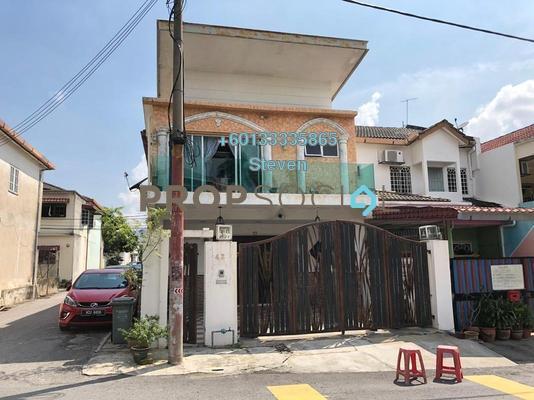 Terrace For Sale in Taman Intan Baiduri, Selayang Freehold Semi Furnished 4R/3B 700k