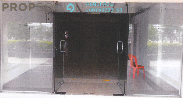Office For Rent in CBD Perdana 1, Cyberjaya Freehold Unfurnished 0R/0B 3k