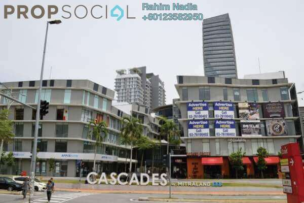 Shop For Sale in Cascades, Kota Damansara Freehold Semi Furnished 0R/0B 700k