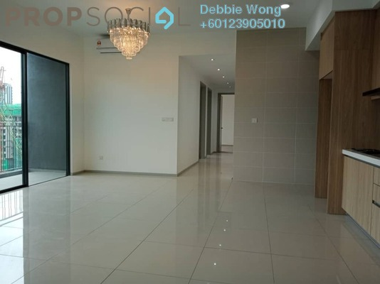 Condominium For Sale in Sunway Mont Residences, Mont Kiara Freehold Semi Furnished 4R/4B 1.5m