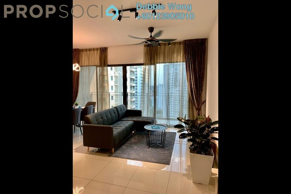 Condominium For Sale in Sunway Mont Residences, Mont Kiara Freehold Fully Furnished 4R/3B 1.45m