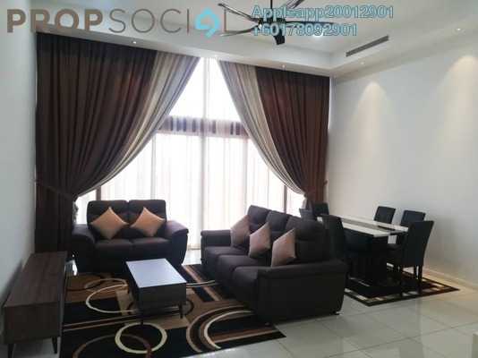 Condominium For Rent in M City, Ampang Hilir Freehold Fully Furnished 3R/4B 5.5k