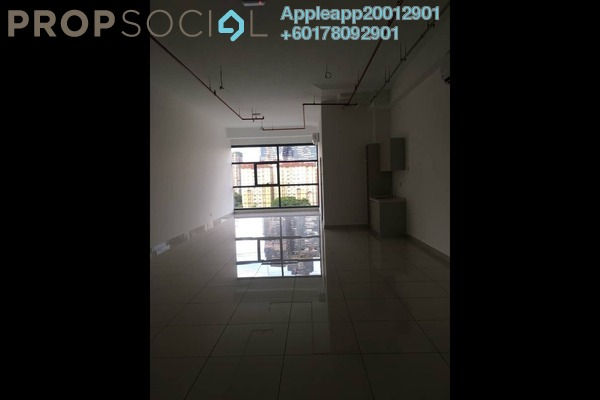 Condominium For Rent in 3 Towers, Ampang Hilir Freehold Semi Furnished 1R/1B 1.9k