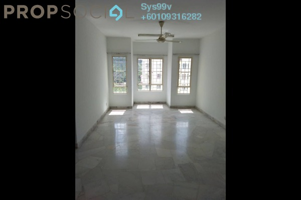 Apartment For Sale in D'Kiara Apartment, Pusat Bandar Puchong Freehold Unfurnished 3R/2B 350k