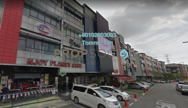 Shop For Rent in The Earth Bukit Jalil, Bukit Jalil Freehold Unfurnished 0R/0B 6k