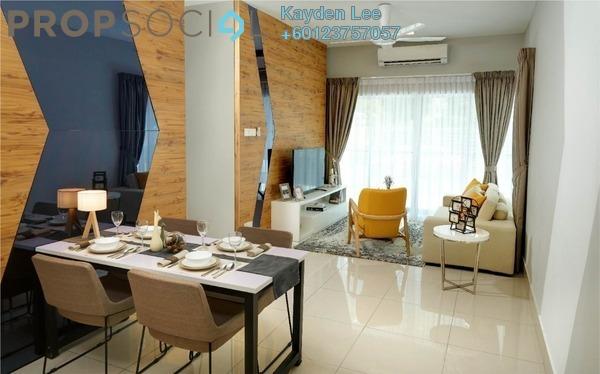 Land For Sale in Razak City Residences, Sungai Besi Freehold Fully Furnished 3R/3B 358k