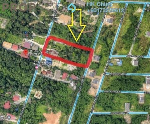 Land For Sale in Kampung Seri Aman Tengah, Puchong Leasehold Unfurnished 0R/0B 1.25m
