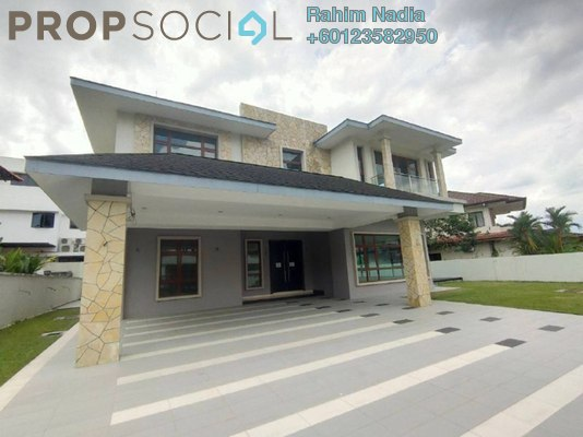 Bungalow For Sale in Polo Club, Kota Damansara Freehold Semi Furnished 7R/7B 4.8m