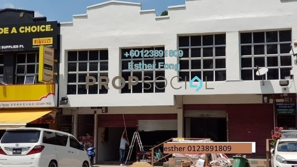 Shop For Rent in Taman Setia Rawang, Rawang Freehold Unfurnished 1R/2B 6.8k