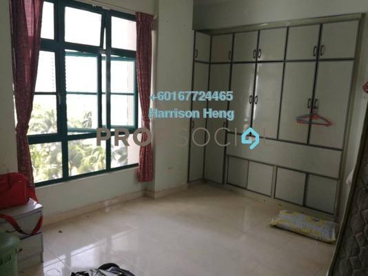 共管公寓 单位出售于 Straits View Condominium, Bandar Baru Permas Jaya Freehold Fully Furnished 3R/3B 480.0千