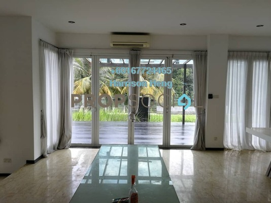 Bungalow For Sale in Casa Almyra, Johor Bahru Freehold Semi Furnished 7R/7B 3m
