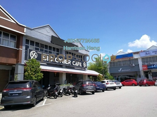 Shop For Sale in Taman Universiti, Skudai Freehold Unfurnished 3R/3B 860k