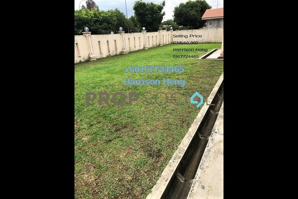 Land For Sale in Taman Mutiara Rini, Skudai Freehold Semi Furnished 3R/2B 550k