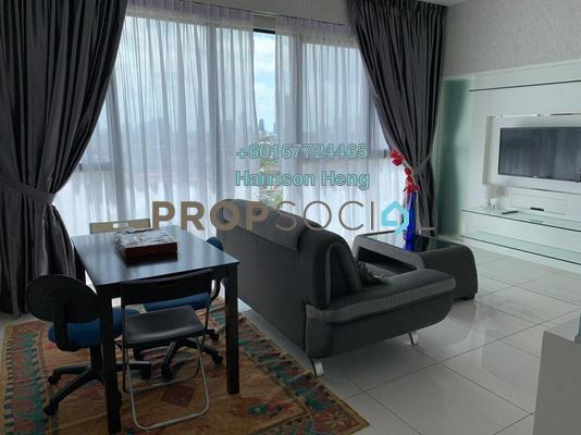 Serviced Residence For Rent in SouthKey Mosaic @ SouthKey, Johor Bahru Freehold Fully Furnished 1R/1B 1.6k