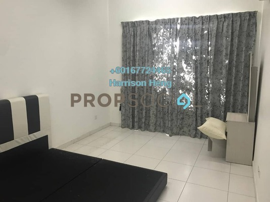 Serviced Residence For Rent in Sky View, Bukit Indah Freehold Fully Furnished 1R/1B 1.4k