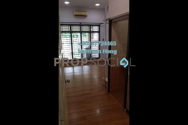 Terrace For Rent in Taman Pelangi, Johor Bahru Freehold Semi Furnished 2R/2B 1.6k