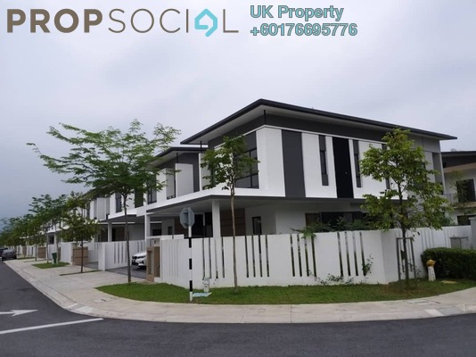 Semi-Detached For Sale in Cheria, Tropicana Aman Freehold Unfurnished 5R/6B 1.9m