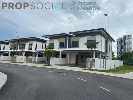 Semi-Detached For Rent in Cheria, Tropicana Aman Freehold Semi Furnished 5R/6B 3.5k