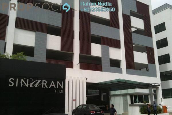 Condominium For Rent in Sinaran TTDI, TTDI Freehold Fully Furnished 2R/2B 3.3k