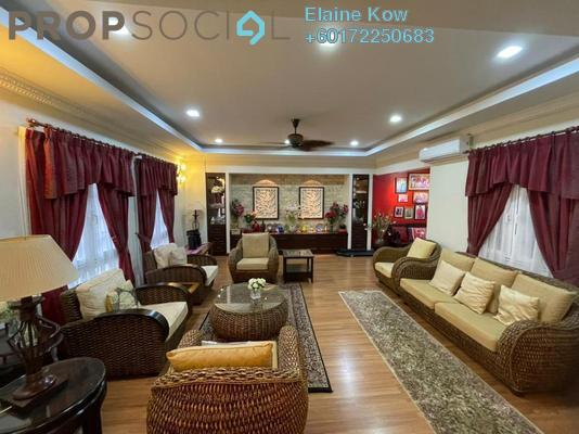 Bungalow For Sale in Taman Cheras, Cheras Freehold Semi Furnished 7R/6B 3.2m
