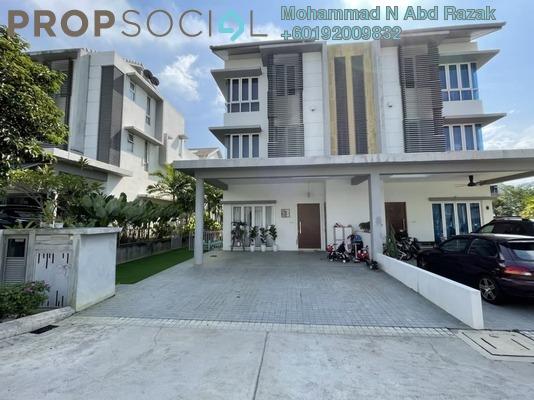 Semi-Detached For Sale in Kemensah Villa, Kemensah Freehold Unfurnished 5R/5B 1.65m