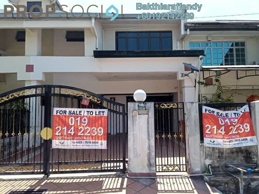 Terrace For Rent in BU11, Bandar Utama Freehold Semi Furnished 5R/4B 2.5k