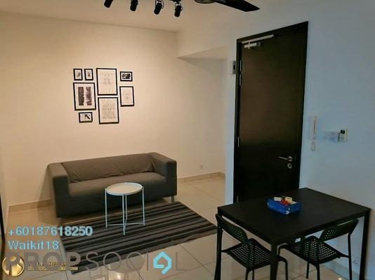 Apartment For Rent in Almãs Suites, Iskandar Puteri (Nusajaya) Freehold Fully Furnished 0R/1B 850translationmissing:en.pricing.unit