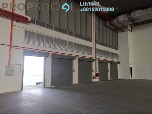 Factory For Rent in Bandar Bukit Raja Industrial Gateway, Bandar Bukit Raja Freehold Unfurnished 0R/0B 102k