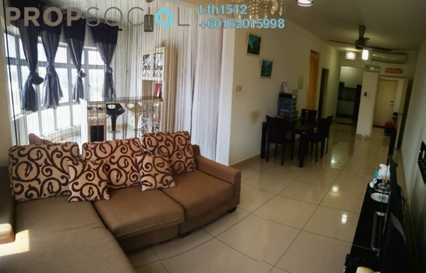 Serviced Residence For Sale in KBCC Serviced Apartments, Kota Bharu Freehold Fully Furnished 2R/1B 390k