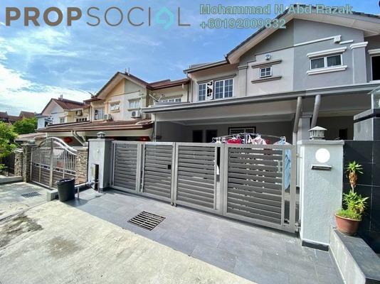Terrace For Sale in Taman Damai Impian 2, Bandar Damai Perdana Freehold Unfurnished 3R/3B 800k