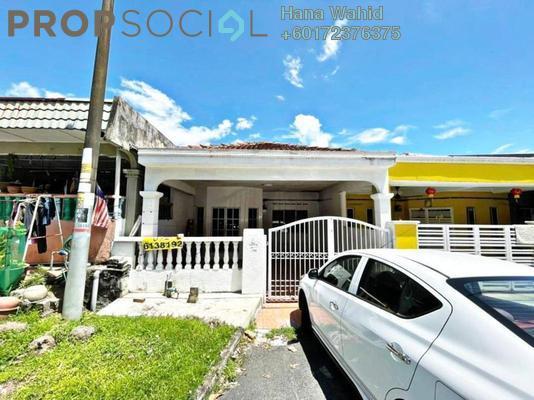 Terrace For Sale in Bandar Mahkota Banting, Banting Freehold Unfurnished 3R/2B 248k