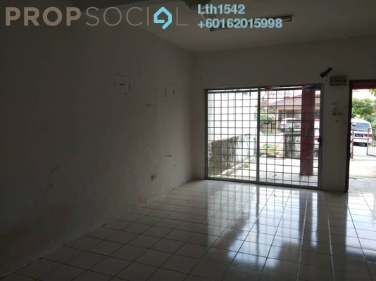 Terrace For Sale in Taman Puncak Jalil, Bandar Putra Permai Freehold Unfurnished 4R/3B 428k