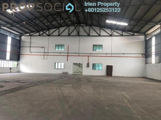 Factory For Sale in Bukit Kemuning Industrial Park, Kota Kemuning Freehold Unfurnished 0R/1B 23.8m