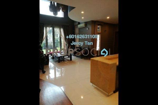 Bungalow For Sale in Taman Yarl, Old Klang Road Freehold Semi Furnished 7R/7B 4.98m