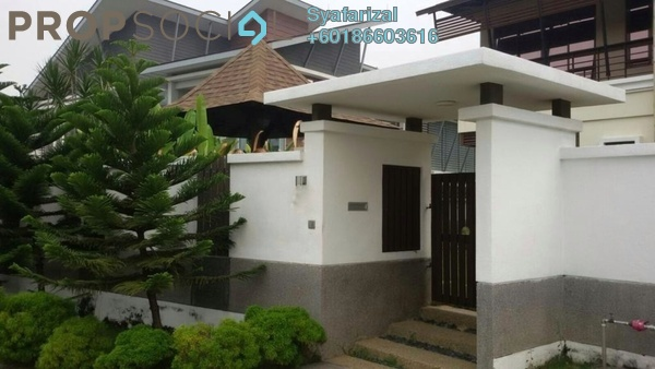 Bungalow For Sale in Forte, Bukit Jelutong Freehold Semi Furnished 7R/8B 3.95m