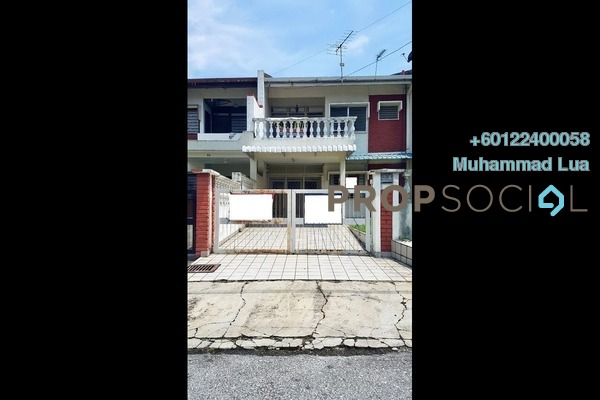 Terrace For Sale in Medan Damansara, Damansara Heights Freehold Unfurnished 4R/3B 1.56m
