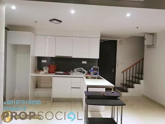 Apartment For Rent in Almãs Suites, Iskandar Puteri (Nusajaya) Freehold Semi Furnished 2R/2B 1.2k