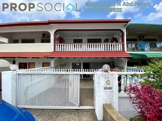 Terrace For Sale in Taman Taynton View, Cheras Freehold Unfurnished 4R/4B 890k