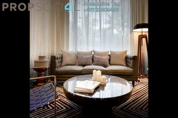 Serviced Residence For Sale in YOO8 serviced by Kempinski @ 8 Conlay, KLCC Freehold Fully Furnished 1R/1B 2.45m