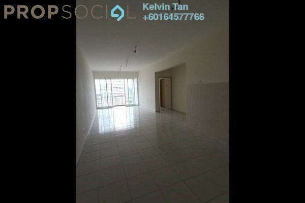 Condominium For Sale in Mahsuri Apartment, Setiawangsa Freehold Unfurnished 3R/3B 475k