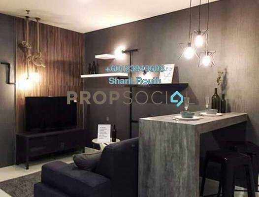 Condominium For Sale in Summer Suites, KLCC Freehold Fully Furnished 2R/1B 750k