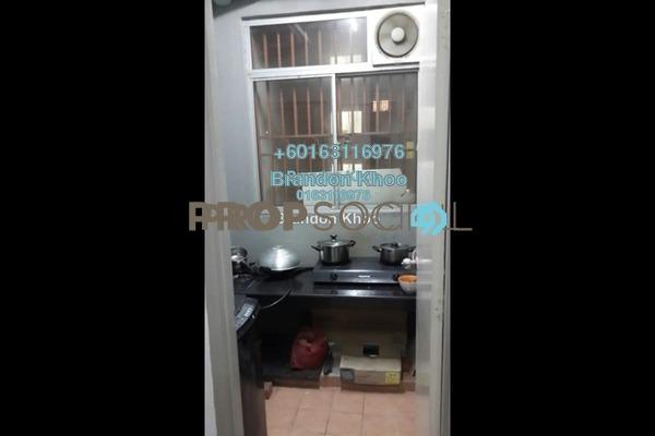 Condominium For Sale in Wangsa Metroview, Wangsa Maju Freehold Semi Furnished 3R/2B 465k