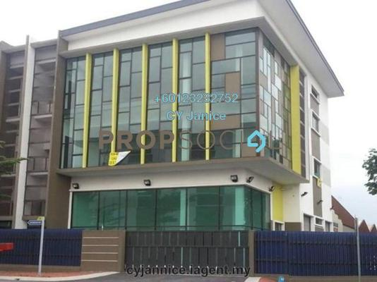 Factory For Sale in Dolomite Business Park, Batu Caves Leasehold Semi Furnished 0R/0B 8m